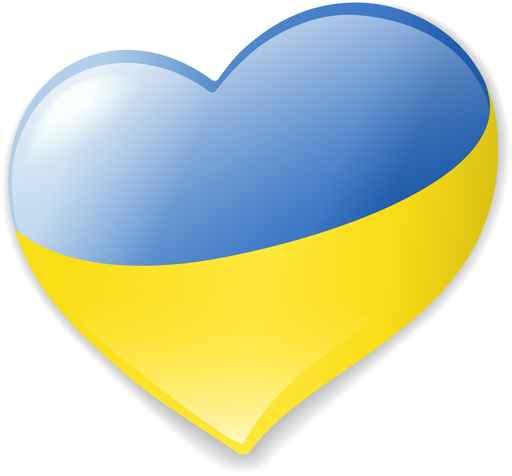 Картинки по запросу украина флаг сердце